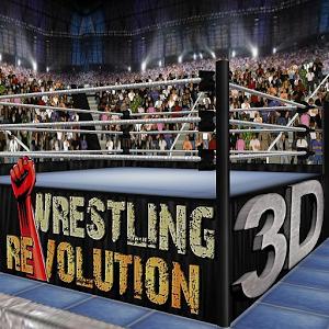 دانلود Wrestling Revolution 3D 1.900 – بازی ورزشی کشتی کج اندروید