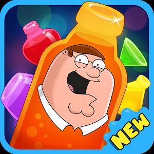 دانلود Family Guy Freakin Mobile Game 1.17.6 – بازی پازلی مرد خانواده اندروید