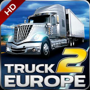 دانلود Truck Simulator Europe 2 HD v1.0.3 – بازی رانندگی با کامیون در اروپا اندروید