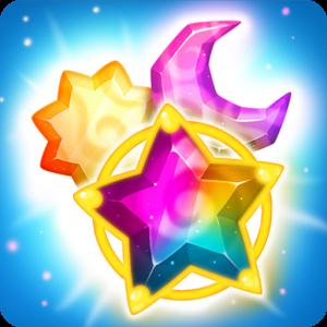 دانلود Magic Nightfall 1.14.0 – بازی پازلی جواهرات جادویی اندروید