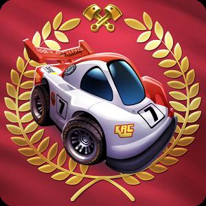 دانلود Mini Motor Racing 2.0.2 – بازی جذاب ماشین های کوچک اندروید