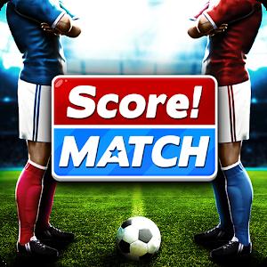 دانلود Score! Match 1.71 – بازی فوتبالی آنلاین برای اندروید