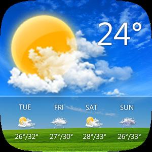 دانلود GO Weather 6.143 – برنامه هواشناسی زیبای گو اندروید