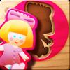 دانلود First Kids PuzzlesToys 1.4 - بازی کودکانه پازل چوبی اندروید