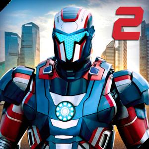 دانلود Iron Avenger 2 : No Limits 1.601 – بازی رقابتی آونگر اندروید