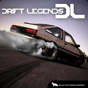 دانلود Drift Legends 1.8.5 – بازی جذاب و مسابقه ای اسطوره های دریفت اندروید