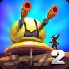 دانلود Tower Defense: Alien War TD 2 v1.2.2 – بازی استراتژیک دفاع از قلعه اندروید