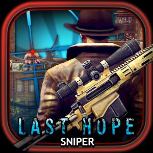 دانلود Last Hope Sniper – Zombie War 1.0 – بازی اکشن امید تک تیرانداز اندروید