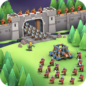 دانلود Game of Warriors 1.1.37 – بازی استراتژیکی نبرد جنگجویان اندروید