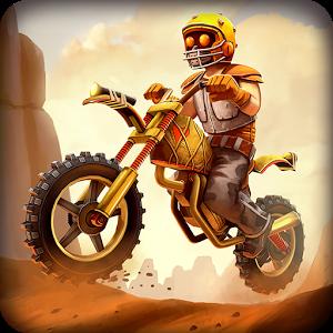 دانلود Trials Frontier 5.5.0 – بازی جذاب موتور سواری اندروید