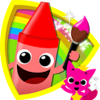 دانلود Kids Coloring Fun 10 - بازی کودکانه نقاشی و رنگ آمیزی اندروید