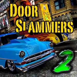 دانلود Door Slammers 2.79 – بازی مسابقات درگ خودروهای کلاسیک اندروید