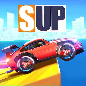 دانلود SUP Multiplayer Racing 1.4.7 – بازی مسابقه ای ماشین سواری اندروید