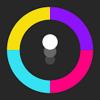 دانلود Color Switch 5.1.0 - بازی کم حجم و اعتیاد آور کالر سوئیچ اندروید