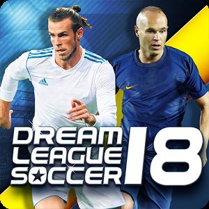 دانلود Dream League Soccer 2018 5.00 – بازی گرافیکی لیگ فوتبال اندروید