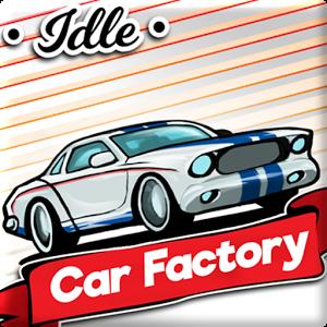 دانلود Idle Car Factory 12.4.5  – بازی کارخانه خودروسازی اندروید