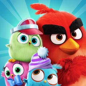 دانلود Angry Birds Match 1.8.0 – بازی جورچین پرنده های خشمگین اندروید