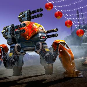 دانلود War Robots 4.8.1 – بازی ربات های جنگی اندروید