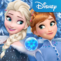 دانلود Frozen Free Fall 7.4.0 – بازی سرزمین یخ زده اندروید