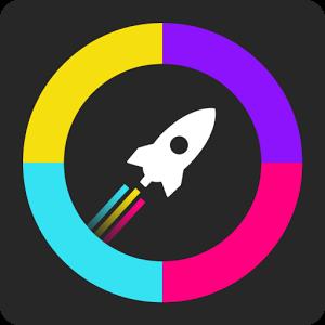 دانلود Color Switch 1.69 – بازی کم حجم و اعتیاد آور کالر سوئیچ اندروید
