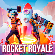 دانلود ۱.۶.۴ Rocket Royale – بازی استراتژی راکت رویال اندروید