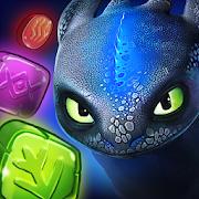 دانلود ۱.۳.۷ Dragons: Titan Uprising – بازی پازلی اژدهایان اندروید