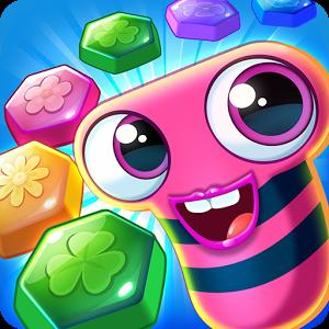 دانلود Bee Brilliant Blast 1.18.0 – بازی انفجار زنبور های عسل اندروید