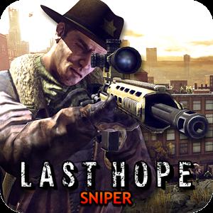 دانلود Last Hope Sniper – Zombie War 1.34 – بازی اکشن امید تک تیرانداز اندروید