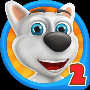 دانلود ۳.۳ My Talking Dog 2 – Virtual Pet – بازی سگ سخنگو اندروید