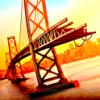 دانلود Bridge Construction Simulator v1 - بازی ساخت و ساز پل اندروید + مود