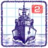 دانلود Sea Battle 2 v1.3.6 - بازی فکری و مولتی پلیر اندروید