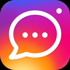 دانلود InstaMessage 2.6.3 – برنامه چت با کاربران اینستاگرام اندروید