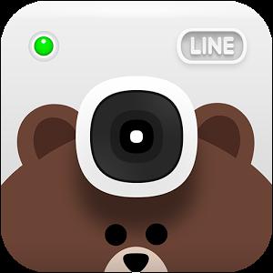 دانلود LINE camera 14.2.10 – لاین کمرا بامزه کردن تصاویر لاین اندروید