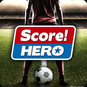 دانلود Score Hero 1.71 – بازی فوتبال جدید اسکور هیرو اندروید