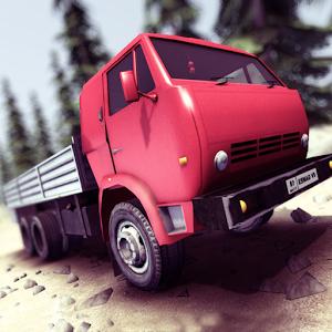 Truck Driver crazy road 1.14 – بازی رانندگی کامیون اندروید