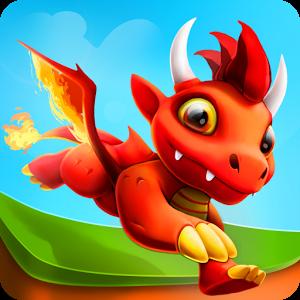 Dragon Land 3.2.1 – بازی ماجراجویی سرزمین اژدها اندروید + مود